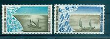 BATEAUX DE PECHE - FISHING BOATS CAMEROON 1975