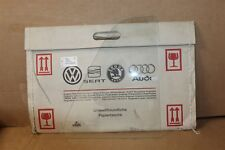 Golf Mk2 Right rear Q Panel Fixed clear window 193845216 New Genuine VW part