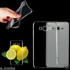 0.3mm Ultra thin Clear Soft TPU Cover Case For Samsung Galaxy Grand Prime G530
