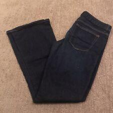 Gap Womens Size 30 Perfect Boot 1969 Dark Blue Jeans