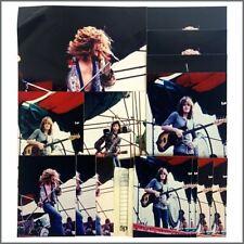 Led Zeppelin 1972 Australian Tour Photographs (Australia)