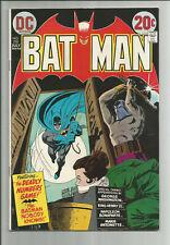 Batman 250 (1973) VF+ 8.5