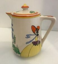 Art Deco Tudor Ware England Teapot PITCHER