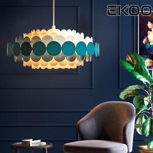Modern Nordic Cake Creative Metal Chandeliers Restaurant Ceiling Lamp Pendant