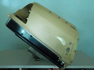 HONDA GL1800 TRUNK BOX WITH LOWER COVER TOPEKA GOLD