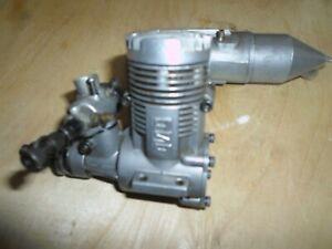 ASP 46 R/C GLOW ENGINE WITH  MUFFLER