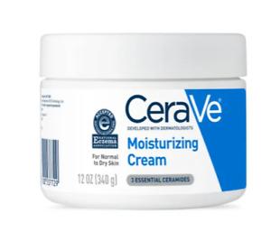 CeraVe Moisturizing Cream  12 oz - FREE SHIPPING