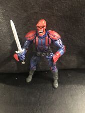 "Marvel Legends Toy Biz ""Face Off"" Captain America Series Red Skull"