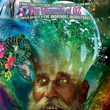 WIZARDS OF OZ A MONSTROUS PSYCHEDELIC BUBBLE VARIOUS ARTISTS 2 CD DIGIPAK NEW