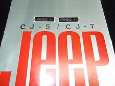 Jeep CJ Laredo, CJ7,  jeep decals, cj hub, CJ emblems