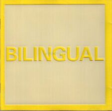BILINGUAL - Pet Shop Boys - CD - 1996  F/S