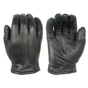 Damascus DLD40 Thinsulate-Lined Leather Cold Weather Dress Gloves Size XS-2XL