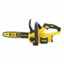 "DeWalt DCCS620B 12"" 25.2 FT/S 20V Max Cordless Brushless Chainsaw (Bare Tool)"