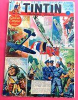 Journal TINTIN n° 172 du 7 février 1952. Très Bel état - LE GRAND CIRQUE