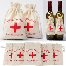 Hangover Kit sack Hens night bucks night recovery bag wedding party gift present