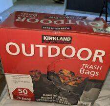 Kirkland Outdoor Trash Bag