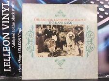 The Kane Gang The Bad And Lowdown World Of LP Album Vinyl KWLP2 Indie Pop 80's