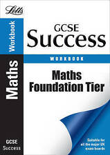 MaLetts GCSE Success Maths Foundation Tier Workbook Year 11 Classroom Exam