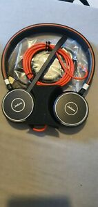 Jabra Evolve 40 Stereo Black Headband Headsets