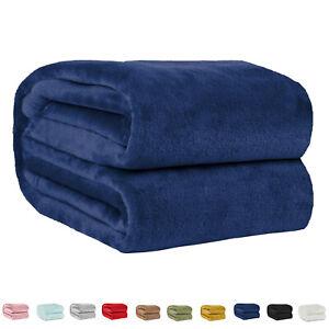 Soft Fleece Throw Blanket