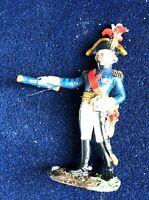 SOLDAT DE PLOMB EMPIRE  MARECHAL SERURIER  1742-1819