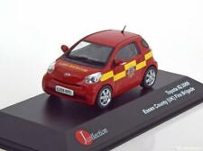 1:43 J-Collection Toyota IQ Essex County fire engine 2009