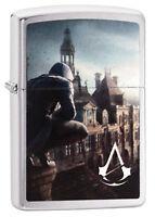 Zippo Assassins Creed auf Wunsch mit persönlicher Gravur 60003502 Neu Feuerzeug