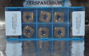 10 Wendeplatten UHLD130515R-MM I IN2505 INGERSOLL Neu und originalverpackt
