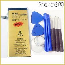 BATTERIE GOLD HAUTE-CAPACITÉ POUR iPhone 6S + outils