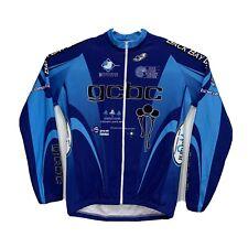 Gulf Coast Cycling Bicycle Club Bike Jersey Shirt Jacket  XXXL Full Zip Pockets