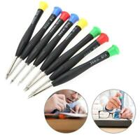 8pcs Precision Screwdriver Set Electronic Micro Hobby Watch Jewelry Repair Tool