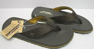 Skechers Size 12 Relaxed Fit Memory Foam Sandals New Mens Shoes