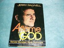 AFLAME FOR GOD HC Book by JERRY FALWELL 1979 w/ Printed Author Signature  $0 S/H