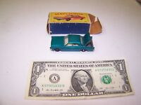 Matchbox / Lesney - Vintage Diecast Teal Lincoln Continental  #31