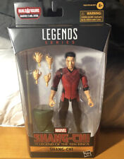 Marvel Legends Shang-Chi And The Legend Of The Ten Rings Shang-Chi Action Figure