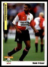Panini Voetbal Cards 94 Henk Fräser Feyenoord No. 24