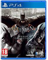 Batman Arkham Collection Sony Playstation 4 PS4 Game
