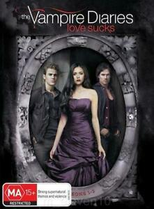 The VAMPIRE DIARIES Season 1 2 3 4 5 : NEW DVD