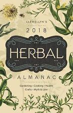 LLEWELLYN'S 2018 HERBAL ALMANAC - CROSSON, MONICA/ HENDERSON, JILL/ ZAMAN, NATAL