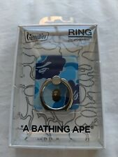A BATHING APE X GIZMOBIES Smartphone Ring NEW/BOXED