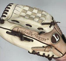 "LOUISVILLE SLUGGER TLS1052P 10 1/2"" Left Hand Throw Youth Baseball Glove"