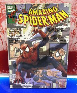 Amazing Spider-Man 1/6 Scale Vinyl Model Kit 1994 Horizon Marvel Comics 90s