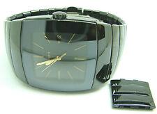 Rado Sintra Jumbo Herren Armbanduhr Quarzwerk Markenuhr Luxusuhr Rado