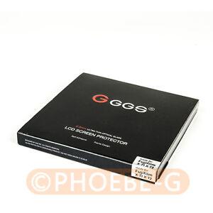 GGS IV Self-Adhesive Glass LARMOR Screen Protector for Fujifilm X-T1 X-T2