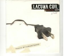 Shallow Life: Acoustic at Criminal Records 7' Vinyl LACUNA COIL rare OOP