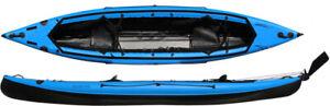 Nortik Scubi 2XL Hyprid aus Luftkajak und Faltboot Schlauchboot
