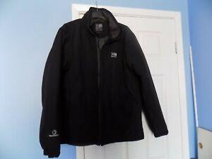 Karrimor Men's Black Hooded Jacket Size L