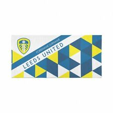 Leeds United F.C. Beach Towel – Personalise with Any Name
