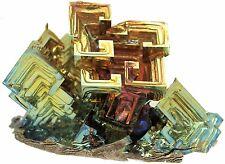 Bismuth Crystal 60 grams - 1 3/4 x 1 x 1 1/4 Crystal - BIS082