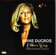 Anne Ducros-Either Way cd single